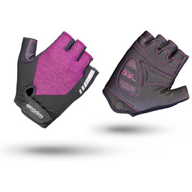 GripGrab ProGel Bike Gloves Women purple/black